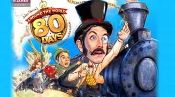 Around The World In 80 Days | St. James Theatre