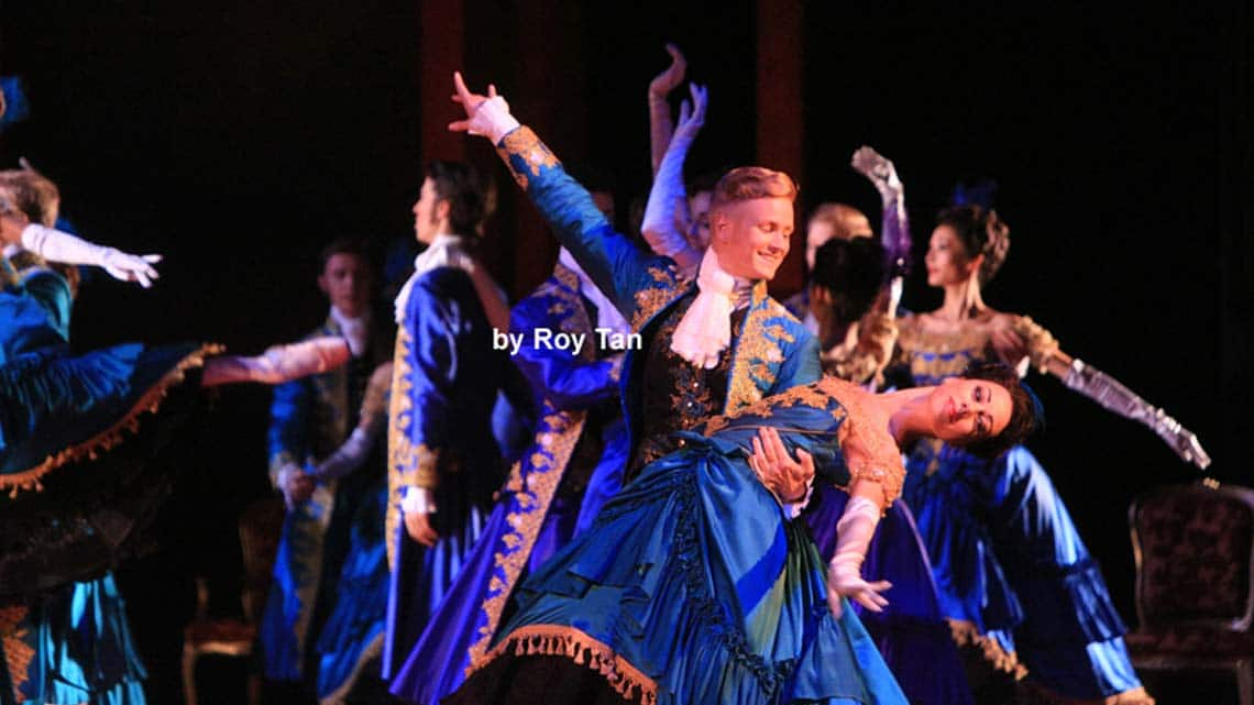 Christopher Wheeldon's Cinderella | London Coliseum | Photo: Roy Tan | Christopher Wheeldon's Cinderella at the London Coliseum