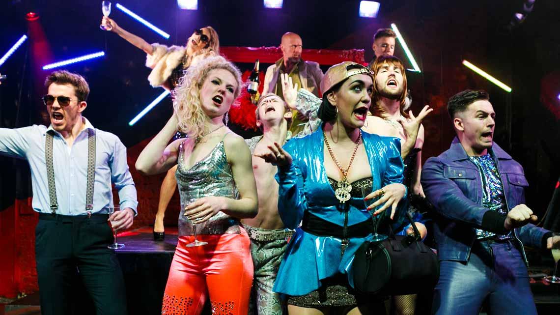Closer to Heaven | Union Theatre | Photo: Darren Bell | Closer to Heaven returns to the Union Theatre