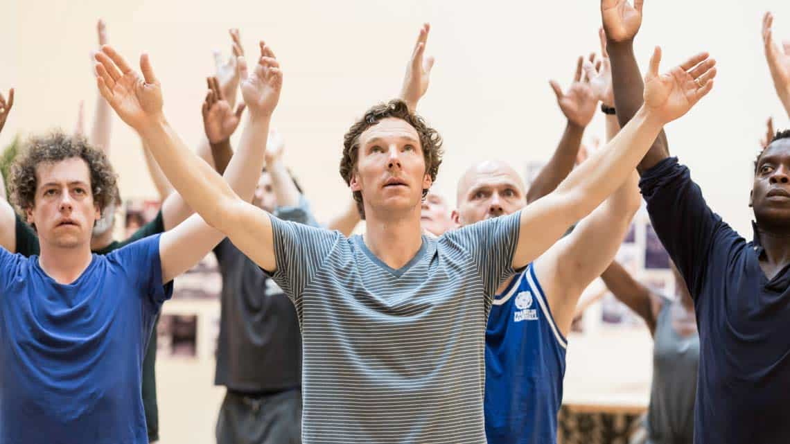 Hamlet Rehearsal |Photo: Johan Persson | Rehearsal pictures of Benedict Cumberbatch and the cast of Hamlet