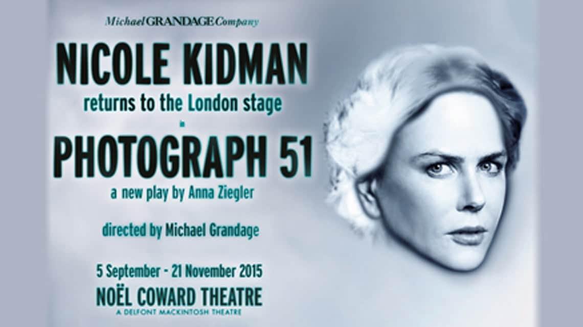 Nicole Kidman | Photograph 51 | Noel Coward Theatre