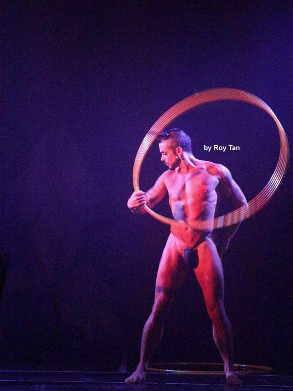 Briefs | Wonderground | Photo: Roy Tan | Take a peek at Briefs at the Spiegeltent
