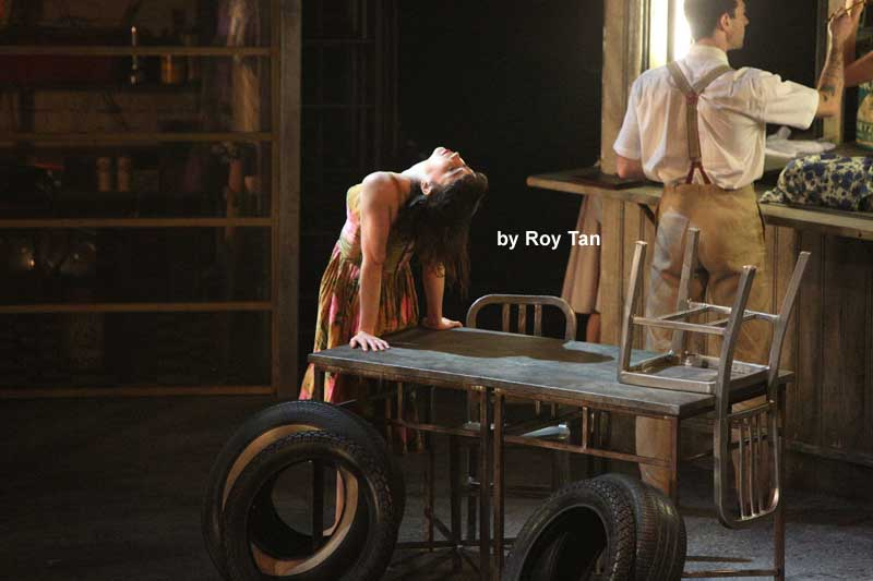 The Car Man | Matthew Bourne | Sadlers Wells | Photo: Roy Tan | Photos: Matthew Bourne's The Car Man