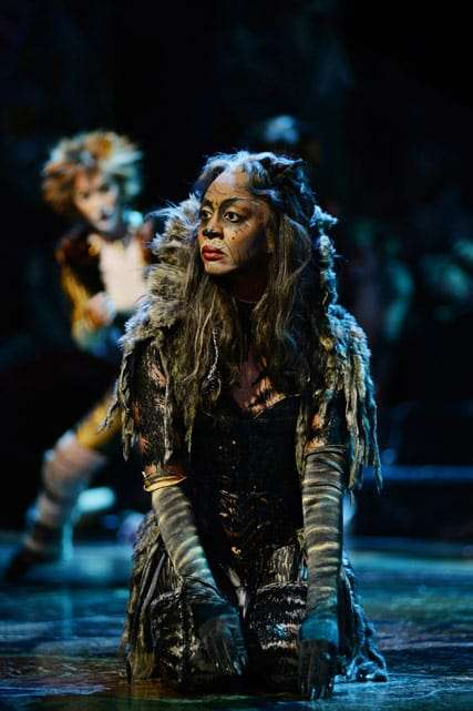 Beverley Knight in CATS | Photo: Alessandro Pinna | BEVERLEY KNIGHT in CATS