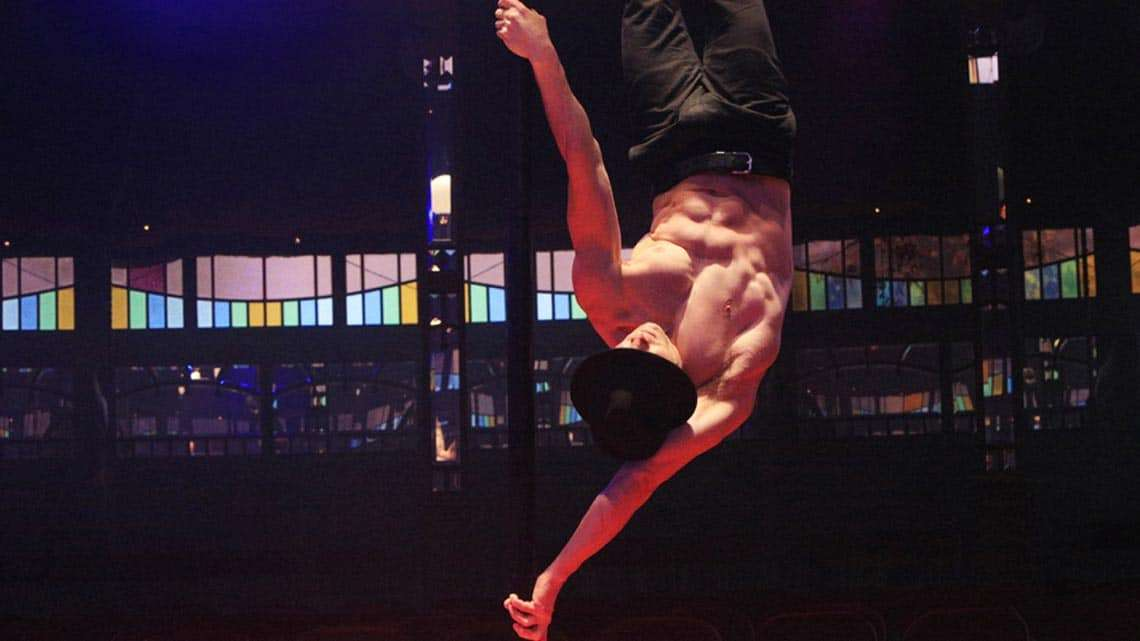 La Soiree | Spiegeltent | Photo: Roy Tan | First Look: La Soirée returns to the Spiegeltent