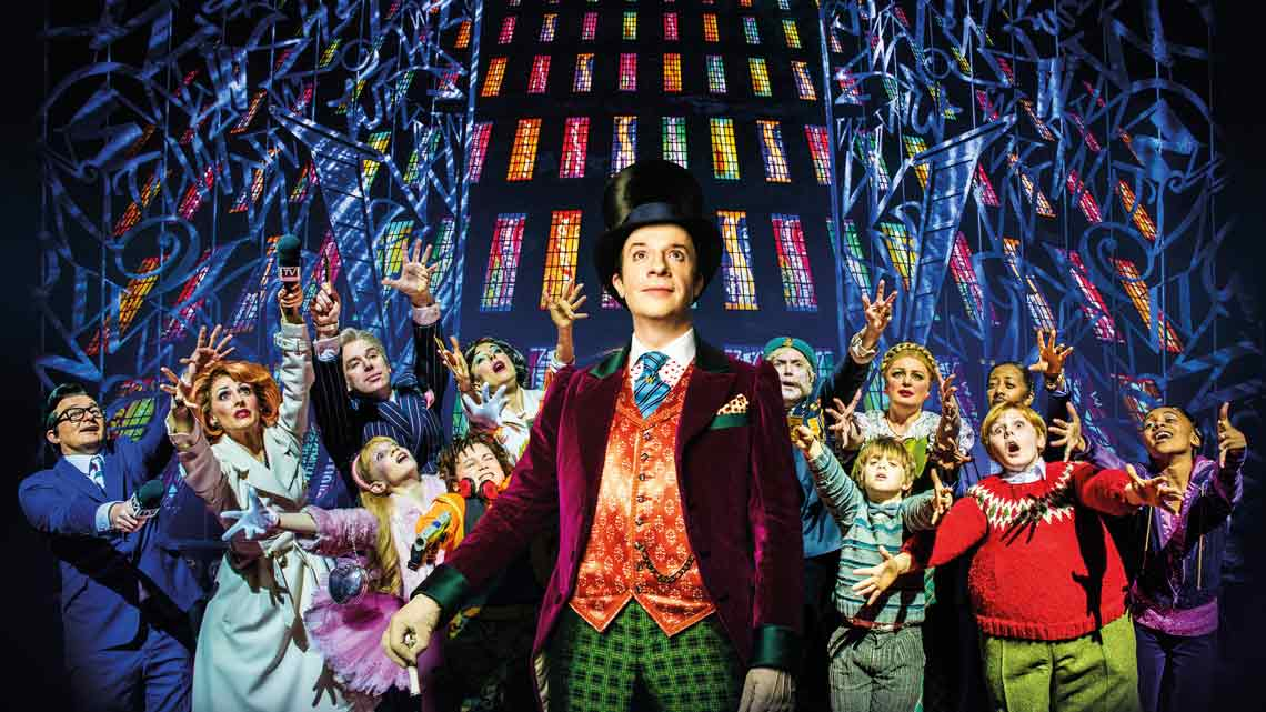 | Charlie and the Chocolate Factory in search for Oompa-Loompas