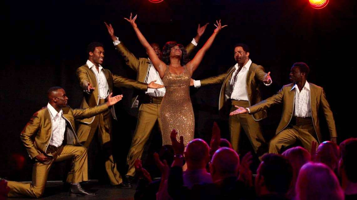 | Lucy St. Louis and Cedric Neal to star in Motown The Musical