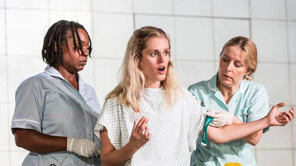 People, Places & Things | (c) Johan Persson | People, Places and Things is to transfer to the Wyndham's Theatre