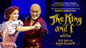 The King and I - London Palladium