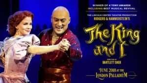 The King and I - London Palladium