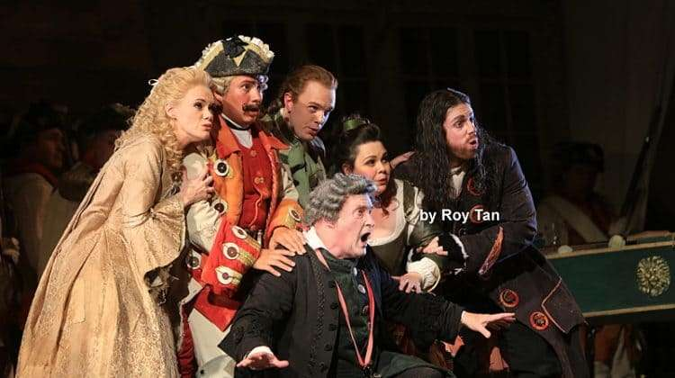 The Barber of Seville | ENO | Photo: Roy Tan