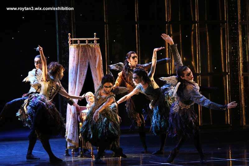 | First Look at Matthew Bourne's Sleeping Beauty
