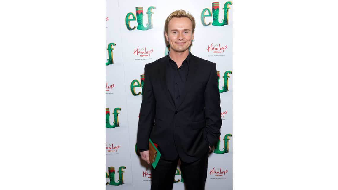Jon Lee | Gala Night for Elf | Photo: Piers Allardyce | Photos: Stars come out for Elf Gala Night
