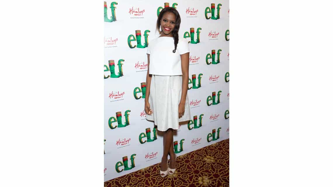 Oti Mabuse | Gala Night for Elf | Photo: Piers Allardyce | Photos: Stars come out for Elf Gala Night
