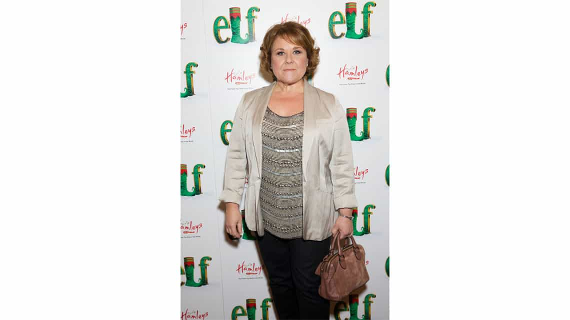 Wendi Peters | Gala Night for Elf | Photo: Piers Allardyce