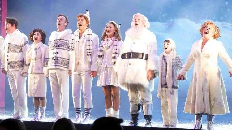 Curtain call | Gala Night for Elf | Photo: Piers Allardyce