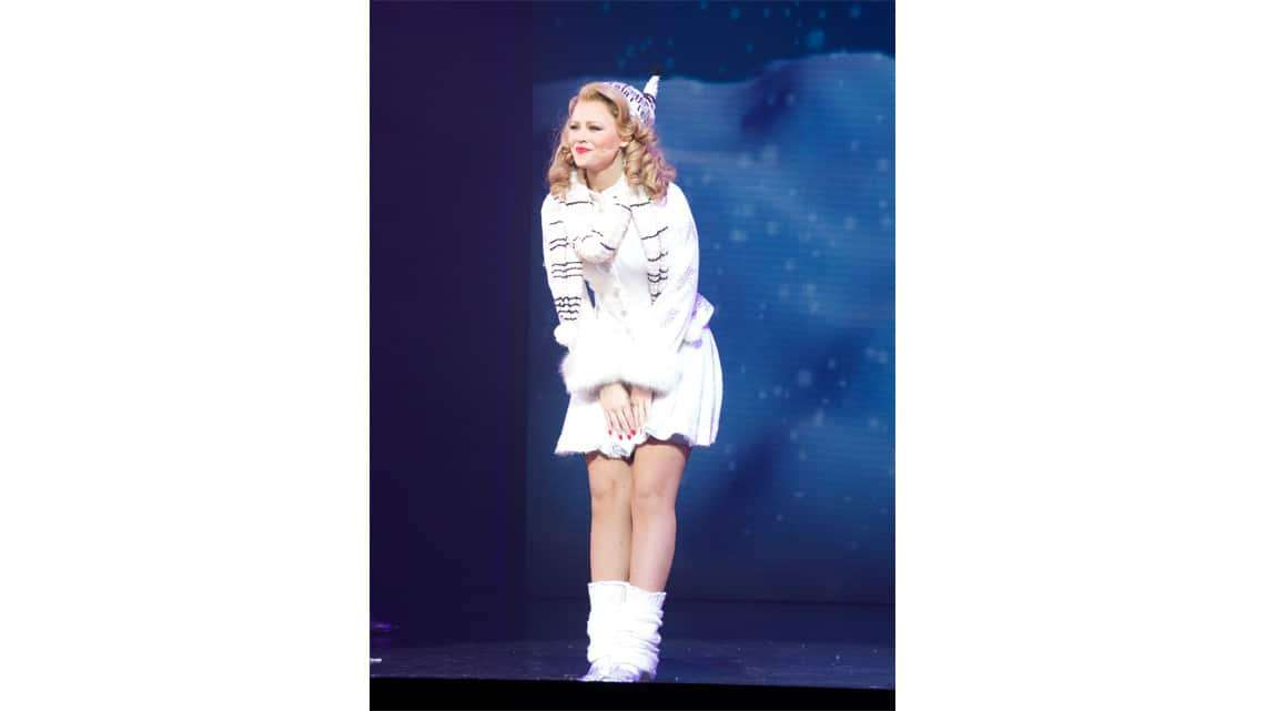 Kimberley Walsh | Gala Night for Elf | Photo: Piers Allardyce