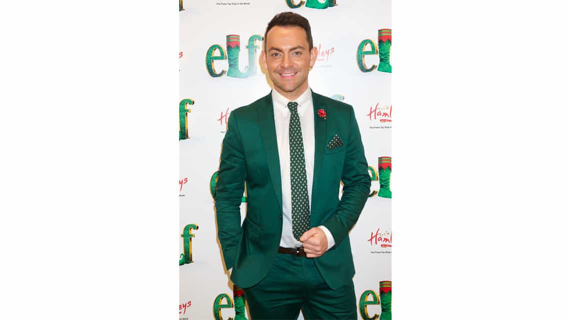 Ben Forster | Gala Night for Elf | Photo: Piers Allardyce
