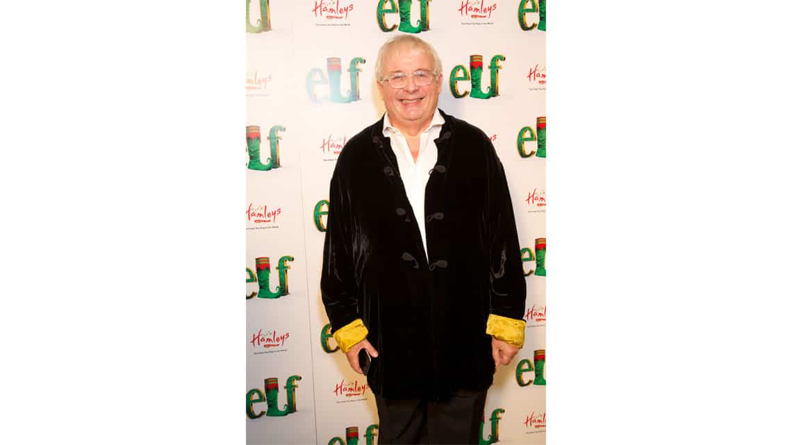 Christopher Biggins | Gala Night for Elf | Photo: Piers Allardyce | Photos: Stars come out for Elf Gala Night