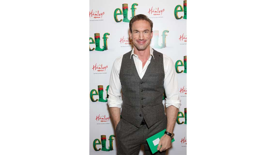 Dr Christian Jessen | Gala Night for Elf | Photo: Piers Allardyce | Photos: Stars come out for Elf Gala Night