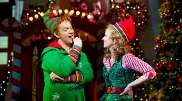 Elf The Musical | Photo: Alastair Muir