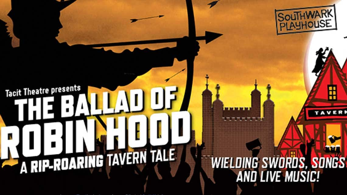 | Casting announced for The Ballad of Robin Hood