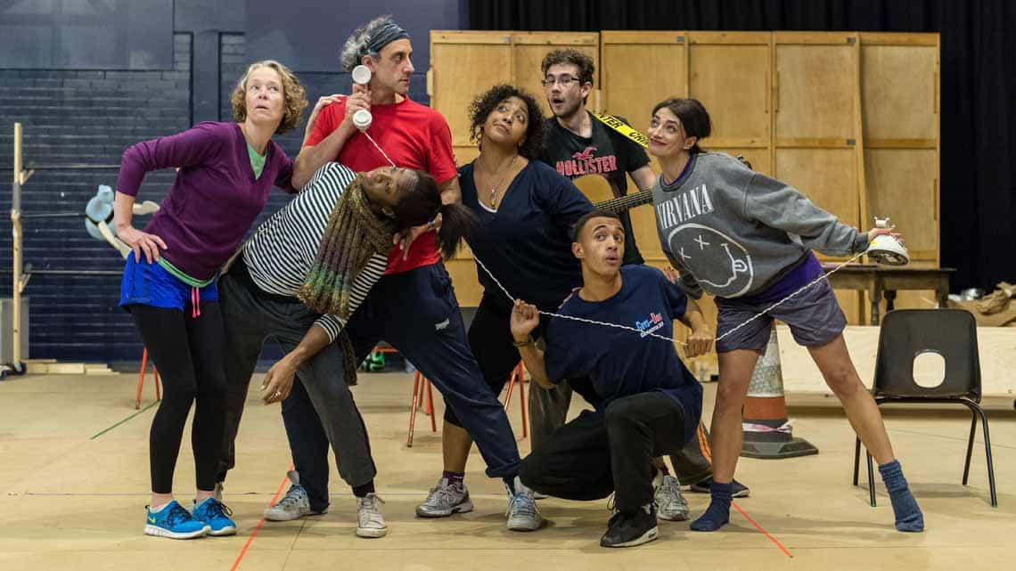 | Photos: The Lorax in rehearsal