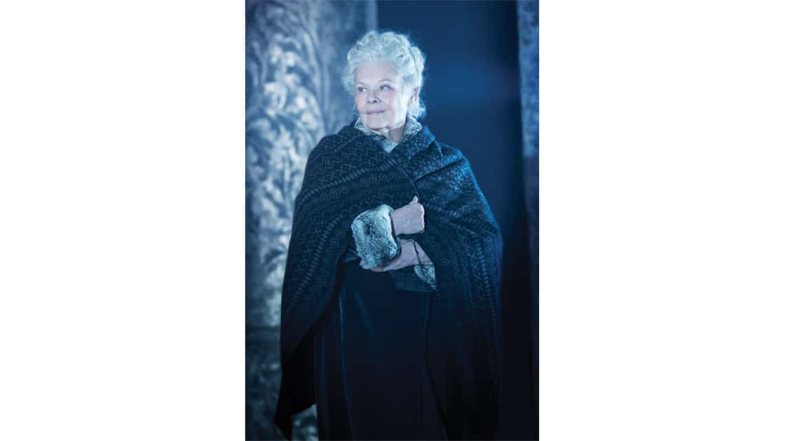 The Winter's Tale | Photo: Johan Persson | Photos: Judi Dench and Kenneth Branagh in The Winter's Tale