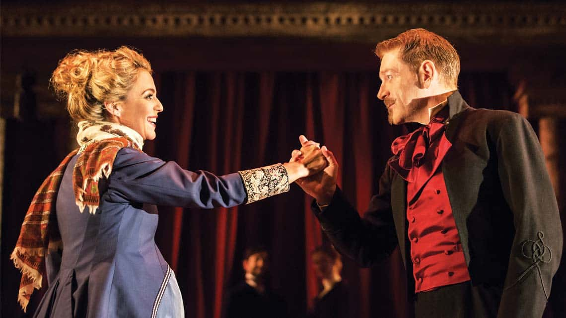 The Winter's Tale | Photo: Johan Persson | Kenneth Branagh's The Winter's Tale at the Garrick Theatre