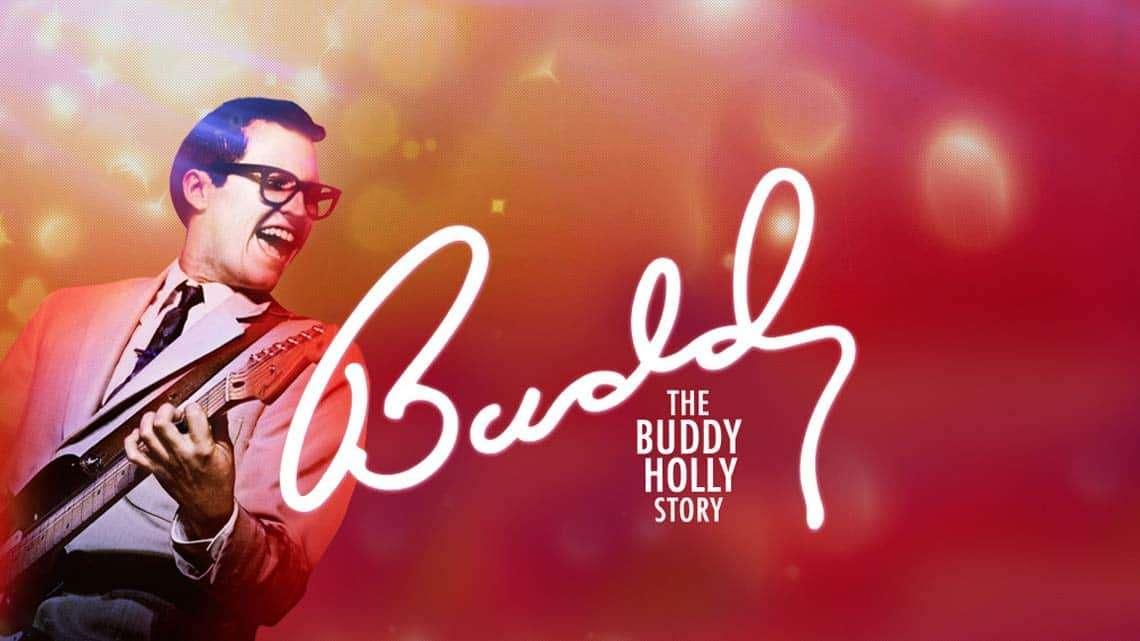 BUddy Holly Uk Tour