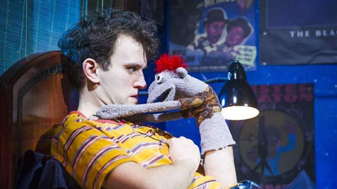 | Hand to God at the Vaudeville Theatre