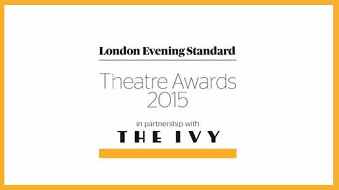 Evening Standard Awards 2015