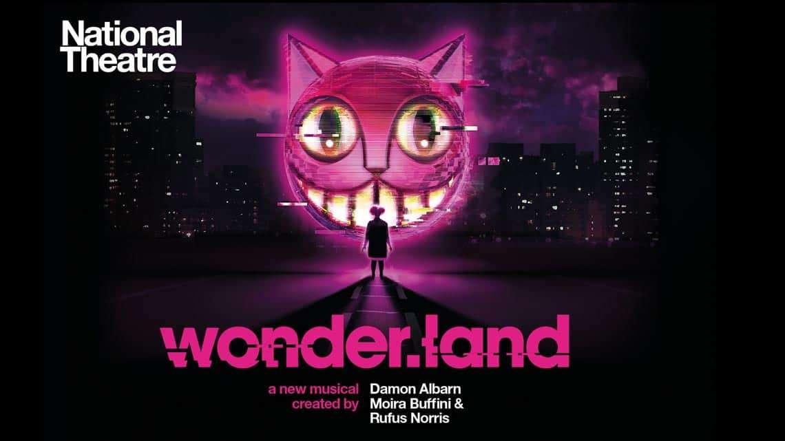 Wonder.Land | WONDER.LAND at the NT's Olivier Theatre