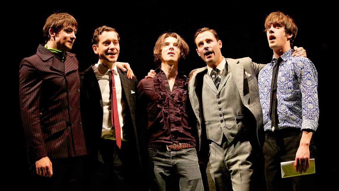 | Sunny Afternoon announces UK Tour