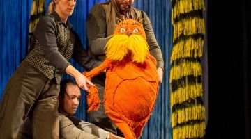 The Lorax | Old Vic Theatre | Photo: Manuel Harlan