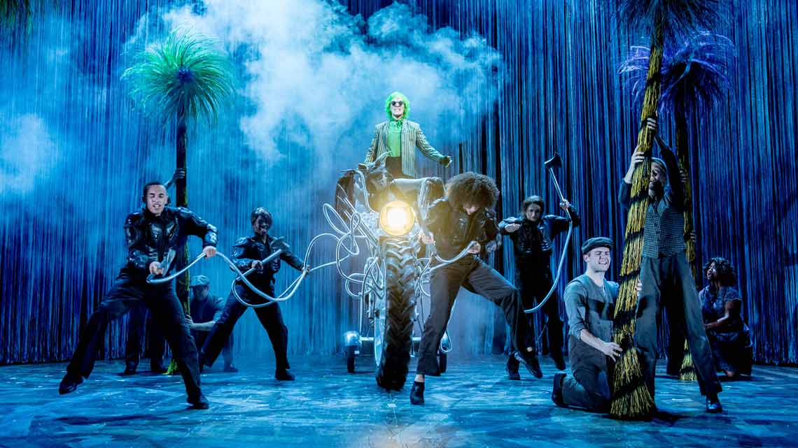 The Lorax | Old Vic Theatre | Photo: Manuel Harlan | First Look: The Lorax at the Old Vic