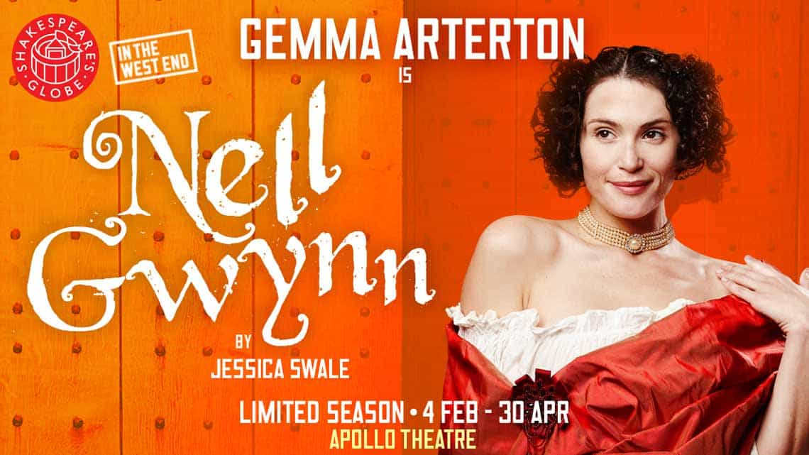 | First Look: Gemma Arterton in Nell Gwynn rehearsals