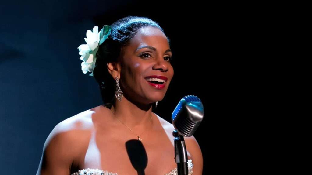 Audra McDonald in Lady Day at Emerson's Bar & Grill.