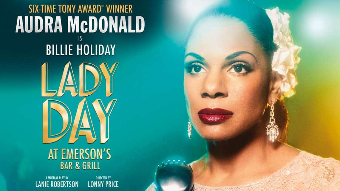 | Lady Day at Emerson's Bar & Grill at the Wyndham's Theatre