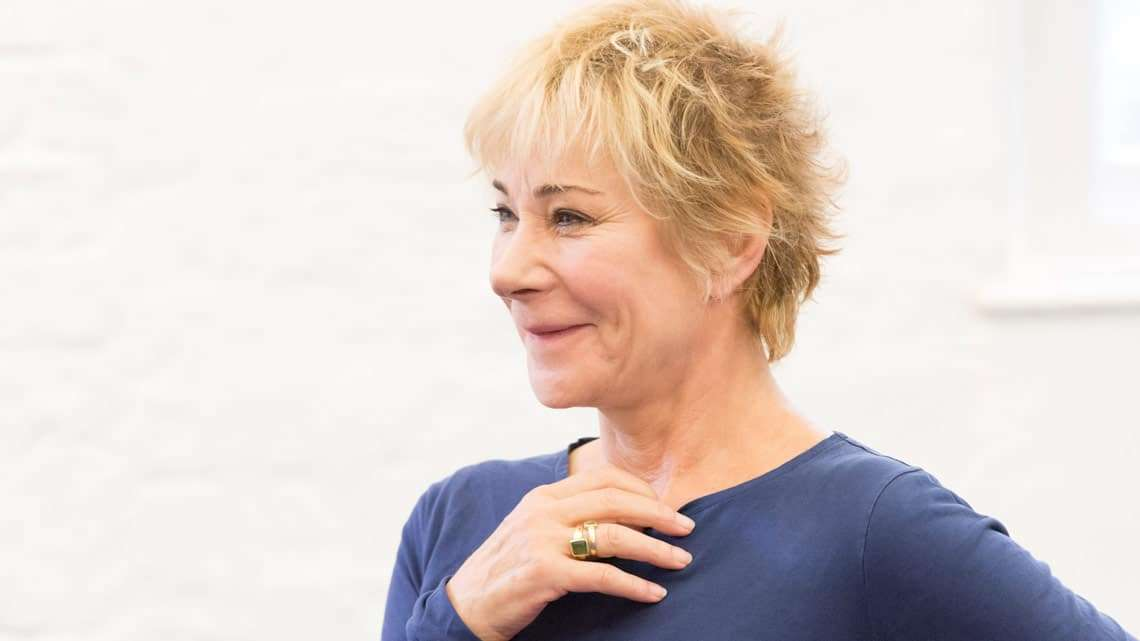Zoe Wanamaker, to star in Passion Play at the Duke of York's Theatre