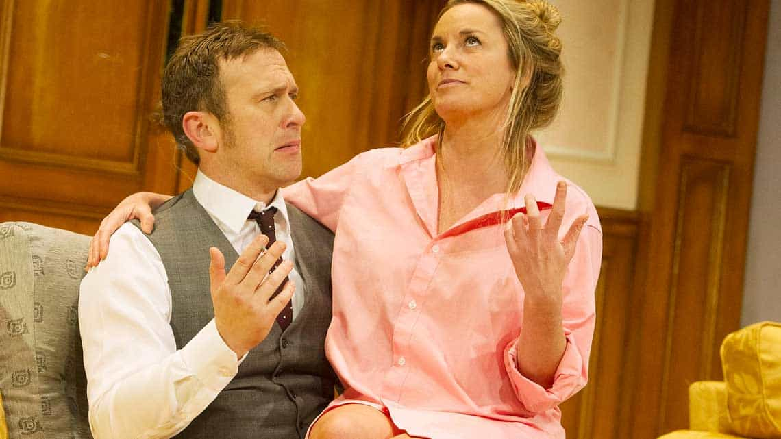 | Alan Ayckbourn's hit comedy How The Other Half Loves
