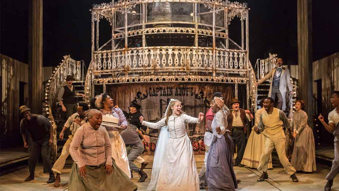 | Daniel Evans Show Boat gets West End transfer
