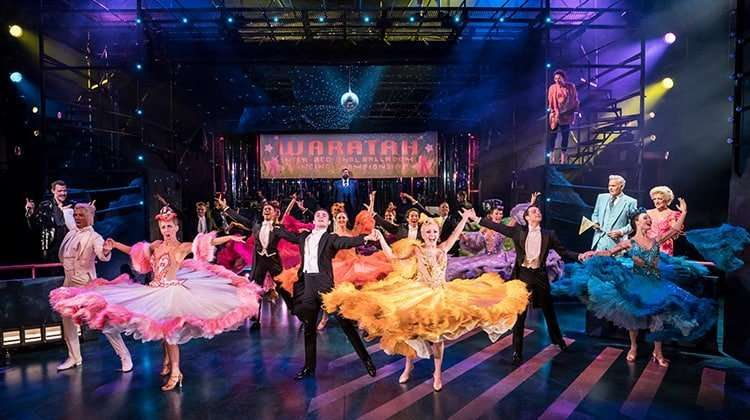 | Strictly Ballroom – The Musical