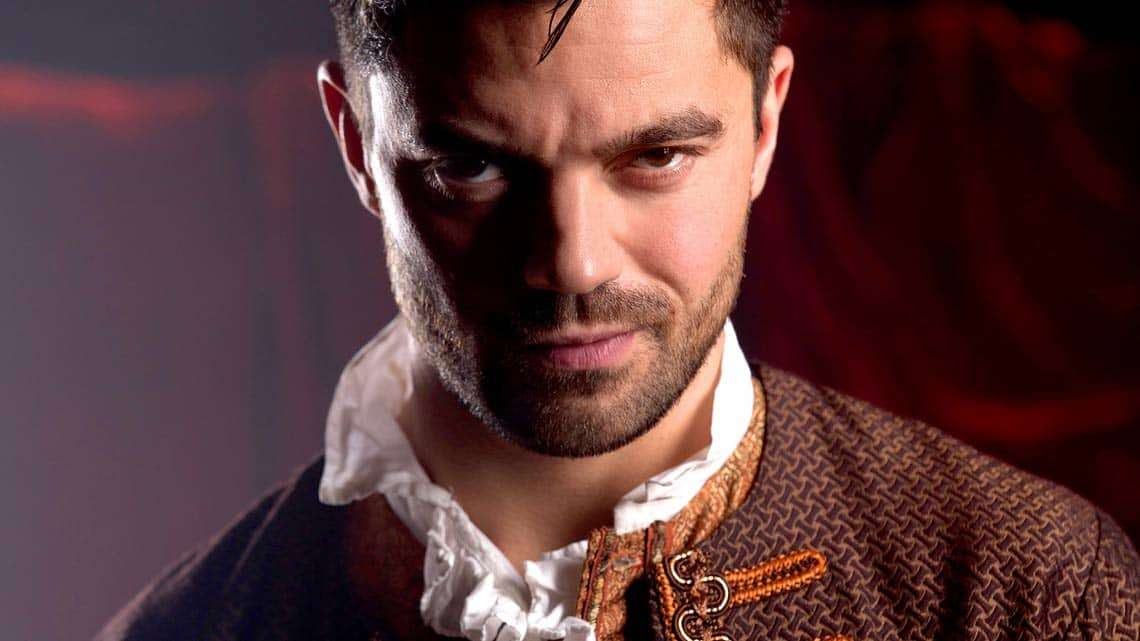 | Dominic Cooper to star in The Libertine
