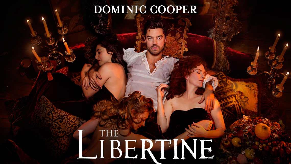 | Dominic Cooper to star in The Libertine