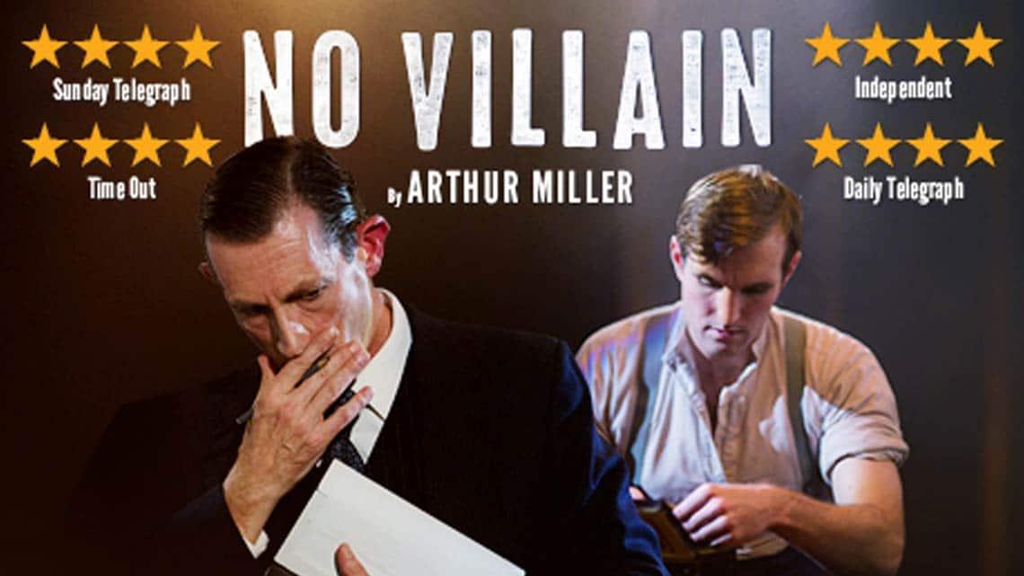 | No Villain at Trafalgar Studios
