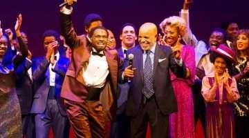 Motown opening night. Photo credit: Dan Wooller