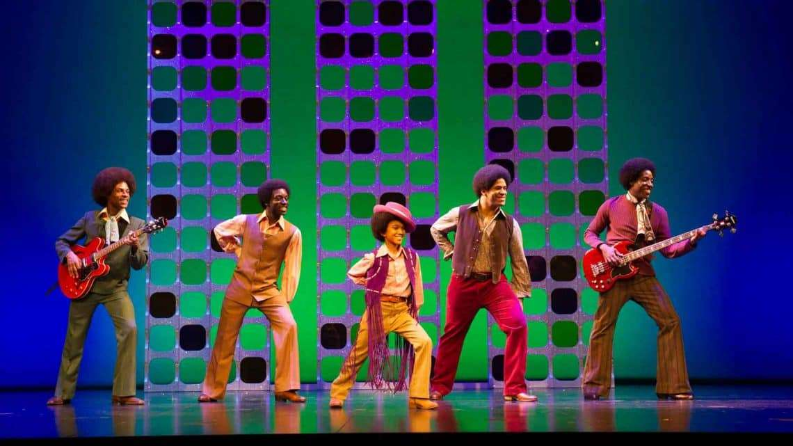 Motown The Musical, Shaftesbury Theatre, London