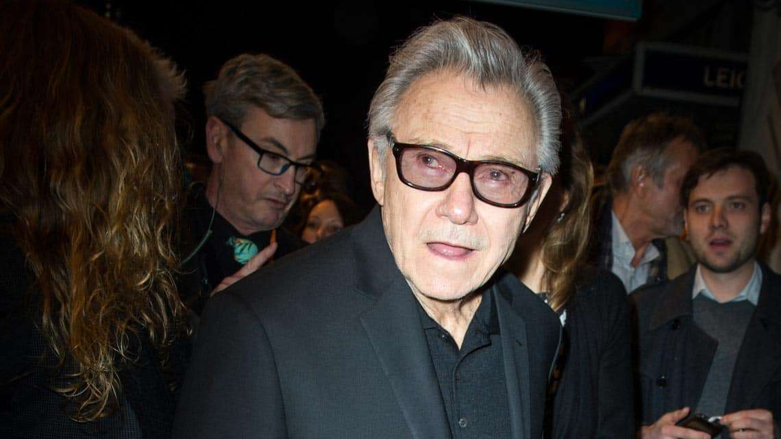 Harvey Keitel at People, Places & Things | Wyndham's Theatre | Photo: Craig Sugden | Harvey Keitel attends opening night of People, Places & Things