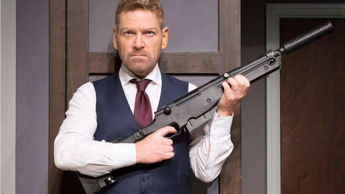 Kenneth Branagh | The Painkiller | Garrick Theatre | Credit Johan Persson | Reviews round-up: The Painkiller at the Garrick Theatre
